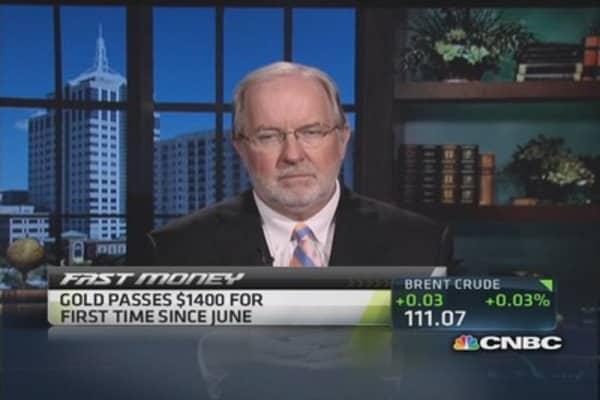 Dennis Gartman: Get long gold, Nikkei