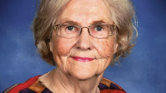 Marilyn Hagerty, newspaper columnist
