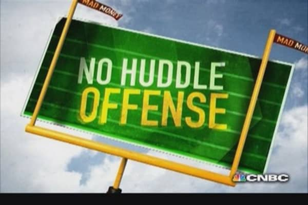 No Huddle Offense: The energy debate
