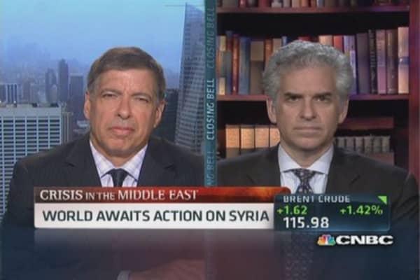 World awaits action on Syria