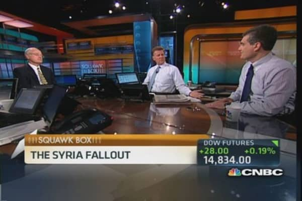 Syria fears could delay Fed taper: Expert