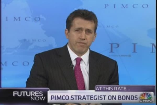 PIMCO: Interest rates have topped out