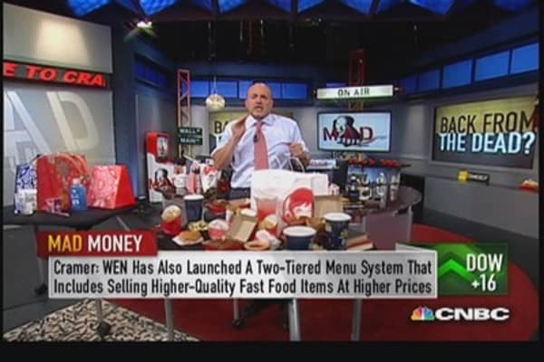 Two turnaround stories with Cramer
