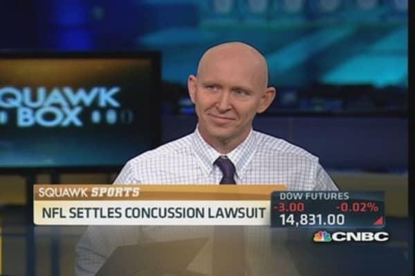 NFL settles concussion lawsuit for $765 million