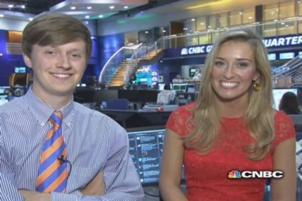Unscripted: CBNC interns get newsroom advice on life and careers