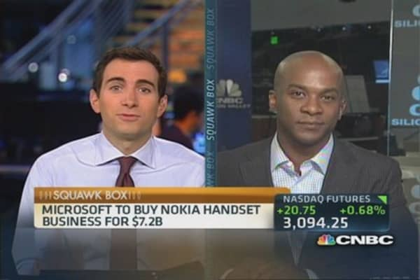 Microsoft-Nokia deal benefits