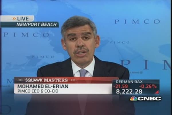 El-Erian: The markets, Syria & tapering