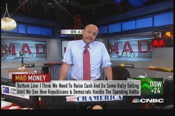 Cramer's bad news