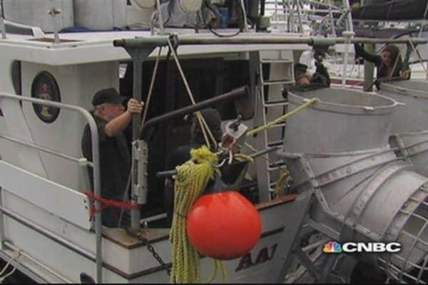 Spanish shipwreck yields gold treasure