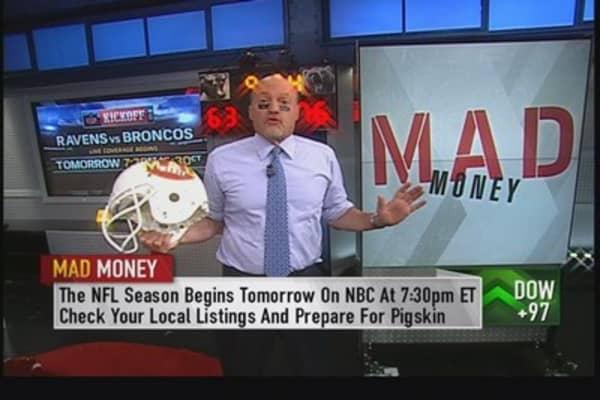 Cramer's fantasy football picks