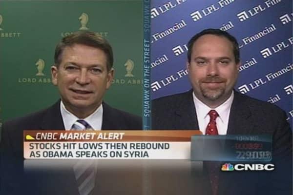 After jobs, will the Fed still taper?