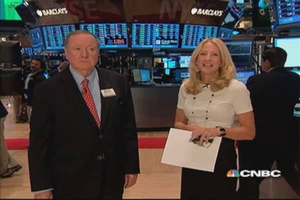 90 Seconds with Art Cashin: Real trading next week
