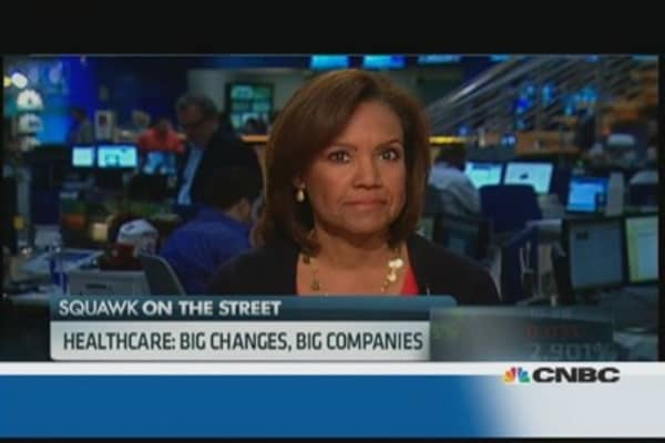 Health Care: Big changes, big companies