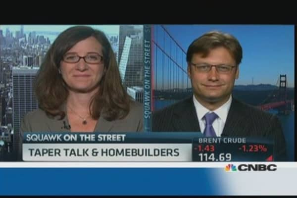How to play the home builders space: Experts