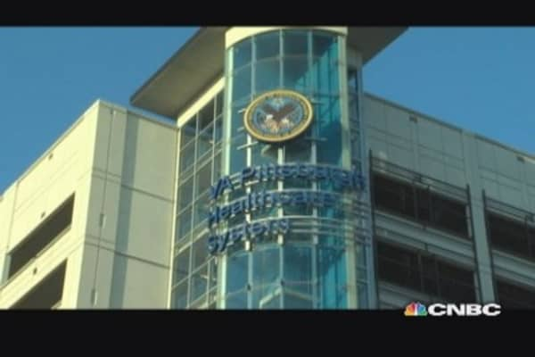 Patients at Pittsburgh VA Hospital in danger?