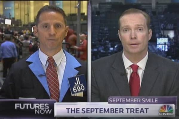 Were skeptics wrong about September?