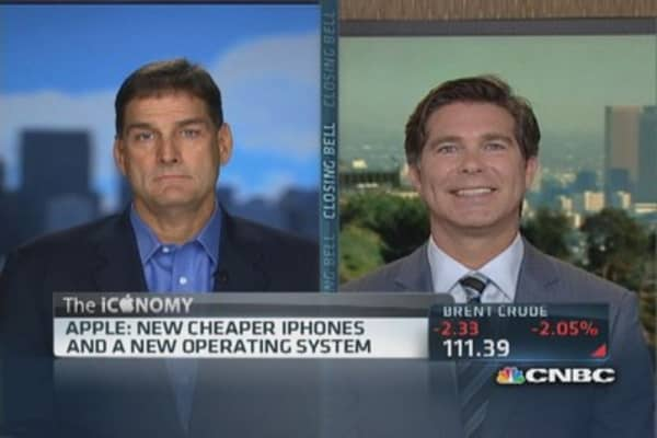 Cheaper iPhone for sale September 20th