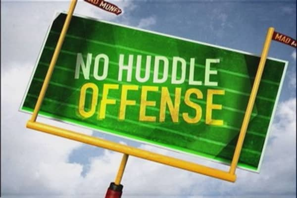 No Huddle Offense: Domestic oil & gas