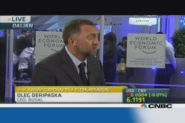 Rusal CEO: Higher consumption to lift aluminum