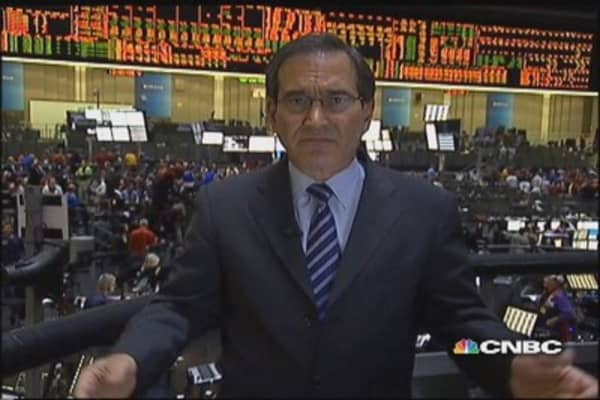 Financial crisis 5 years later, Rick Santelli remembers