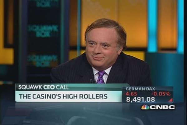 Caesars' bets beyond Las Vegas