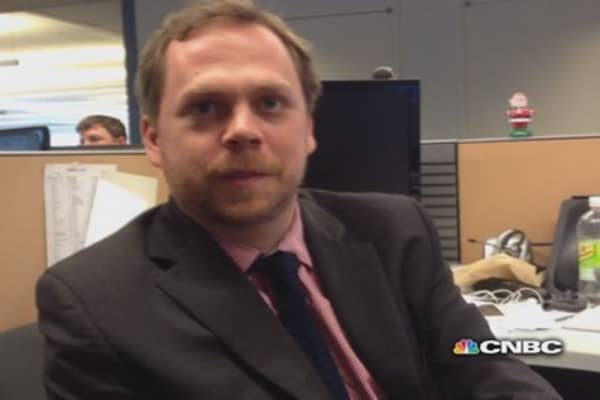 CNBC Unscripted: John Carney on social media