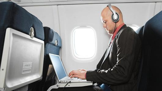 Wifi more sought after than legroom on airline flights?