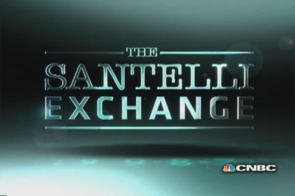 Should Santelli buy more bonds?