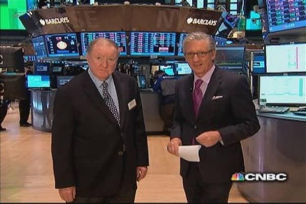 Art Cashin: Markets 'entitled to a pause here'
