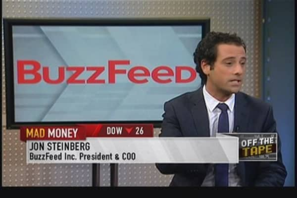 Buzzfeed on Twitter's submission for IPO