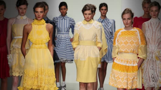 London Fashion Week kicked off on Friday