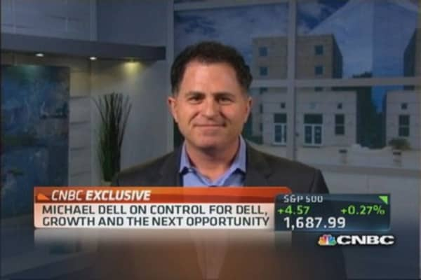 Michael Dell: PCs still necessary