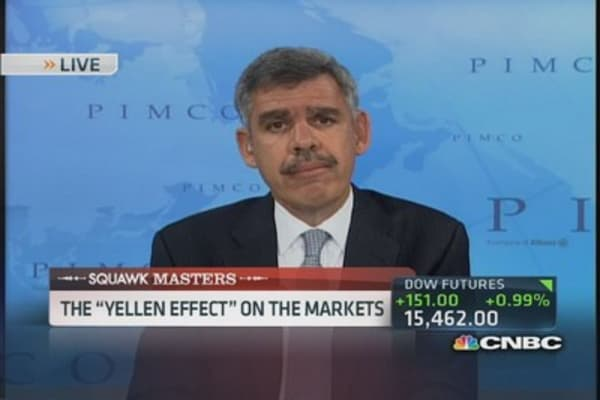 'Probable' Fed will taper this week: El-Erian