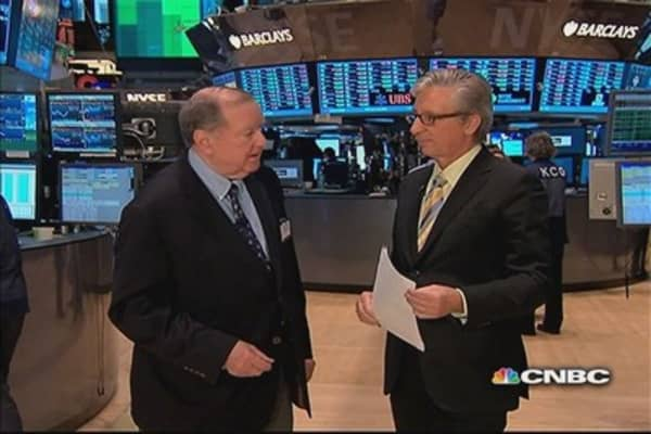 90 Seconds with Art Cashin: The 'rationality put'