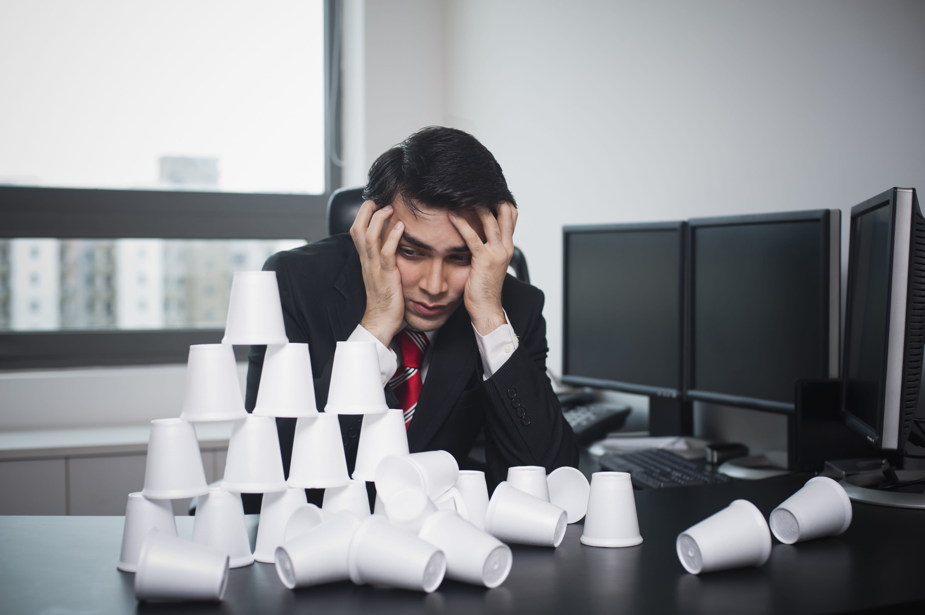 nearly half of the world s employees unhappy in their jobs survey