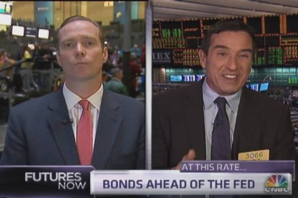 Will taper actually boost bonds?