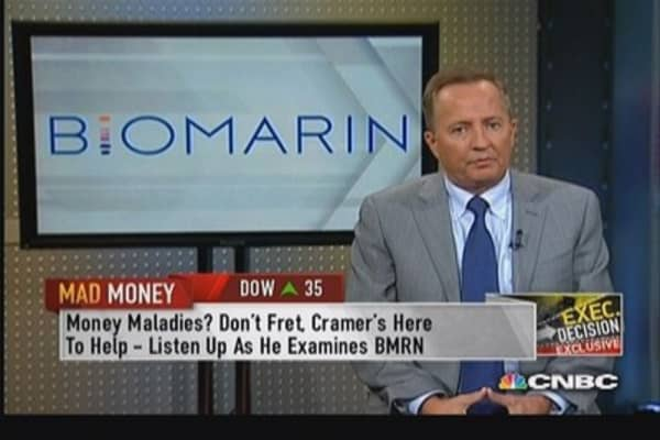 BioMarin CEO on making a difference in patients' lives