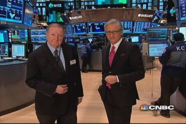90 Seconds with Art Cashin: Happy Fed day