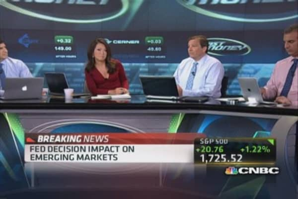 Fed decision impacts emerging markets