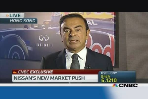 Nissan CEO: Fed decision was logical