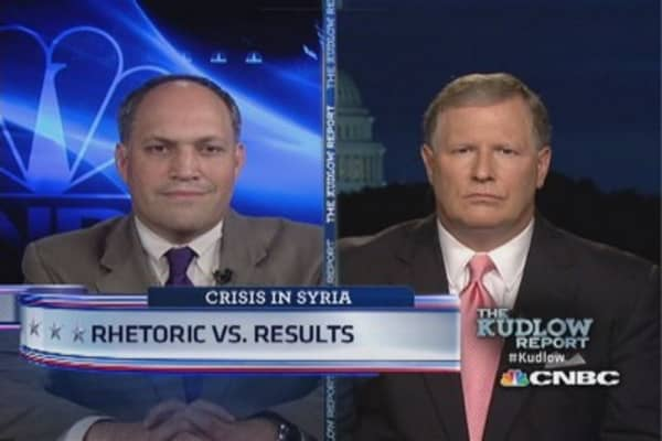 Syria strategy: Mission impossible?