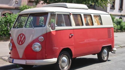 Volkwagen Bus