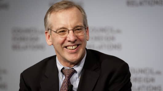 William C. Dudley, president and chief executive officer of the Federal Reserve Bank of New York.