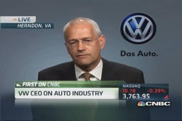 Volkswagen plans to enter electric car biz