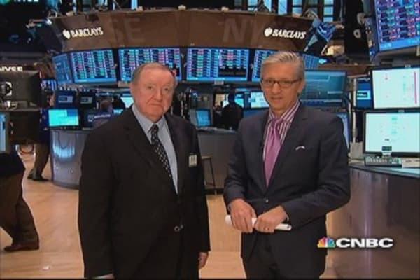 90 Seconds with Art Cashin: Political doubts 'nag' markets
