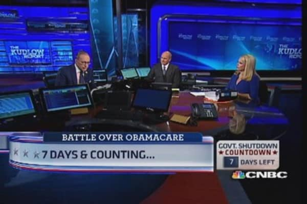 Obamacare: 7 days & counting