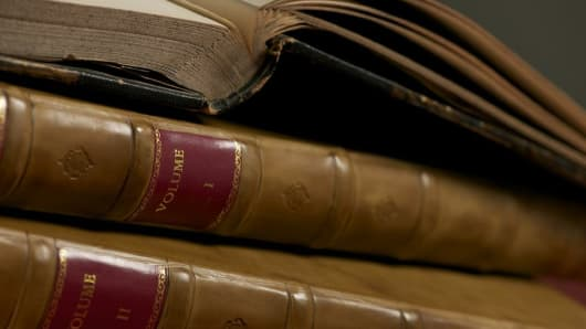 Collection of historical books pawned for a £34,000 loan from Borro