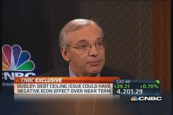 Dudley: Markets should have 'confidence' in Fed's forward guidance