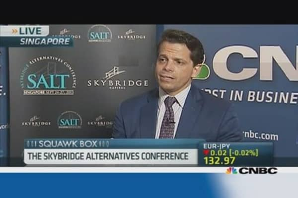 Why SkyBridge Capital is bullish on Singapore