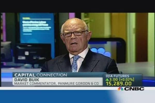EU banks grossly under capitalized: Pro